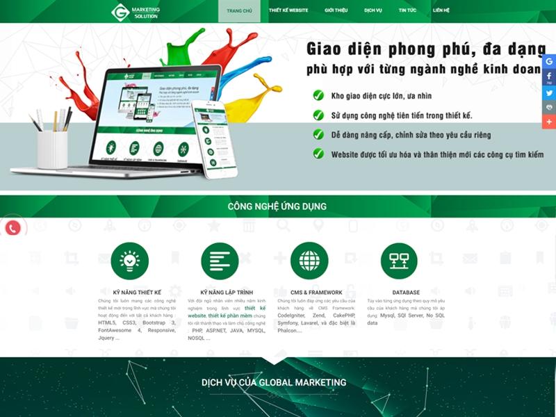 Bí kíp thiết kế website đơn giản hấp dẫn khách hàng