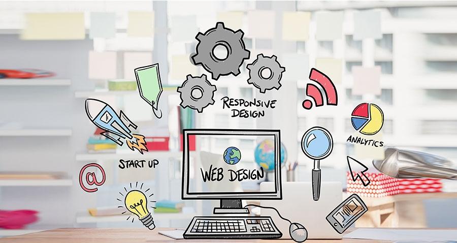 Dịch vụ thiết kế website ĐăkLăk
