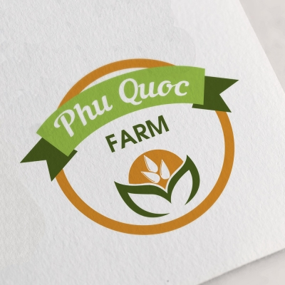 Logo Farm Phú Quốc