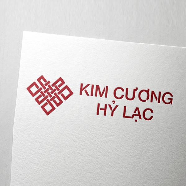 Logo Kim Cương Hỷ Lạc